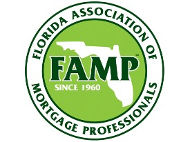 FAMP Logo - Florida Association Of Mortgage Professionals Logo